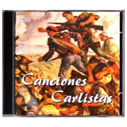 CD Canciones Carlistas, vol. I