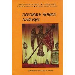 Informe sobre Navarra