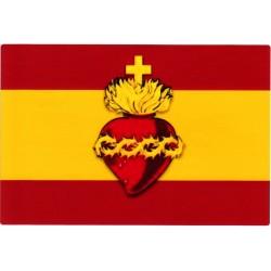 Pegatina Bandera de España...