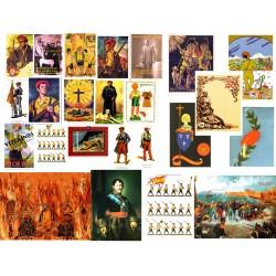 copy of Lote de postales...