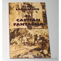 El capitán fantasma: novela...