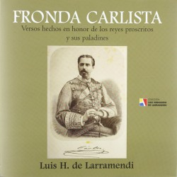 """Fronda carlista """"Versos..."""