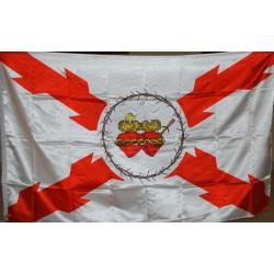 Bandera Sagrados Corazones