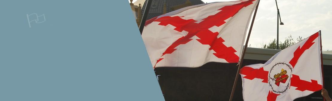 ¡Alza tu bandera!